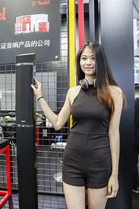 In pictures: Booth babes of CES Asia 2016 - HardwareZone ...
