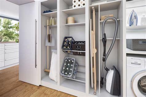 Schränke Für Hauswirtschaftsraum by M 246 Bel Im Hauswirtschaftsraum Ordnungssystem Im Schrank
