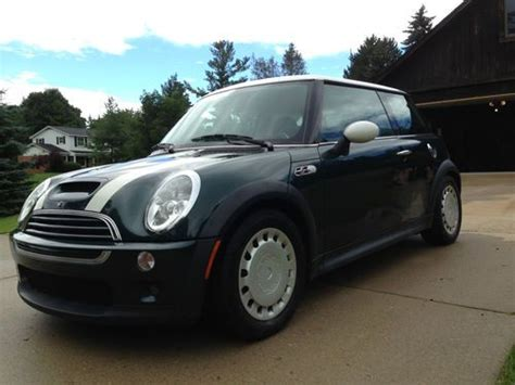 all car manuals free 2003 mini cooper parental controls purchase used 2003 mini cooper s 6 speed manual british racing green no sunroof heated seats in