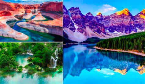 les 15 plus beaux lacs du monde la liste