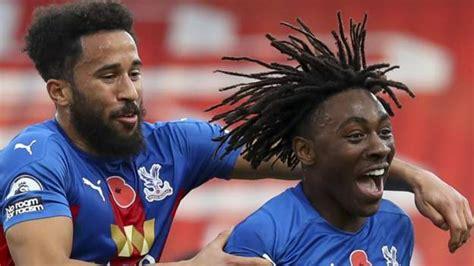 Crystal Palace 4-1 Leeds United: Eberechi Eze registers ...