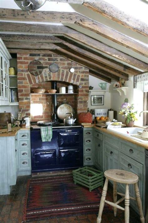 rustic cottage kitchen ideas cottage kitchen best kitchens ideas rustic cozy 4966