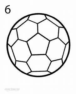 How To Draw A Soccer Ball - ClipArt Best