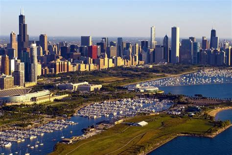 heres  overview  chicagos museum campus