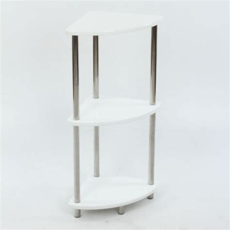 Etagere Angle Etagere D Angle Socity Finition Laqueee Achat Vente Meuble 233 Tag 232 Re Etagere D Angle Blanc