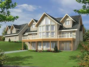 house plans for waterfront homes photo gallery stansbury lake waterfront home plan 088d 0395 house