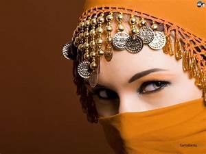 How to wear an Arabic style hijab  Arabic