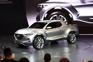 Hyundai Santa Cruz concept hits Toronto Auto Show Car