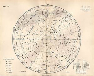 Printable Map of Stars Astronomy - Pics about space