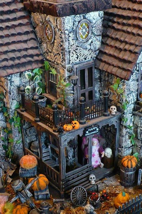 images  haunted miniature houses