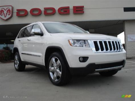 jeep cherokee white 2011 stone white jeep grand cherokee limited 4x4 39388341