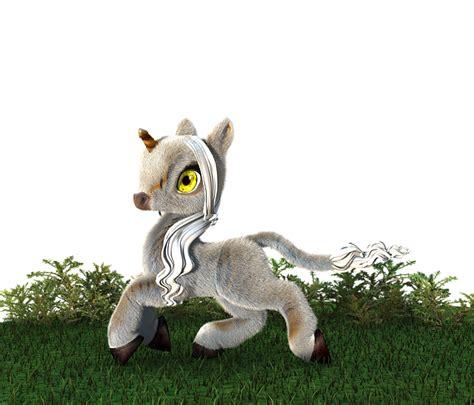 photo mythical creatures horn mane unicorn toon white