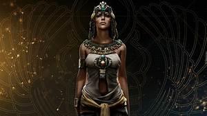 Kleopatra w przygodowej grze akcji Assassins Creed Origins