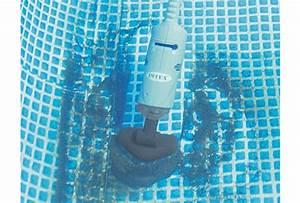 Aspirateur Hydraulique Piscine Hors Sol : aspirateur nettoyeur batterie pour spa gonflable purespa ~ Premium-room.com Idées de Décoration