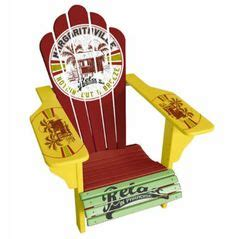 margaritaville adirondack chair bj s backyard tiki bar