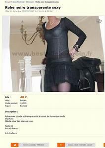 Perle Du Bon Coin : robe transparente leboncoin ~ Gottalentnigeria.com Avis de Voitures