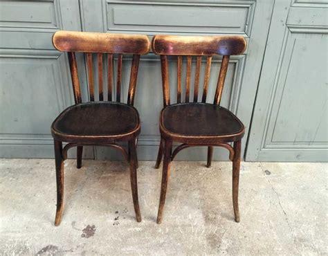 chaise bistrot baumann ensemble 29 chaises bistrot baumann