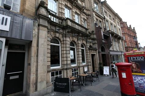 The Living Room Grey Newcastle by Newcastle Living Room Conversion To Slug And Lettuce A