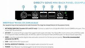 Direct Tv Wireless Client No Audio With Hdmi