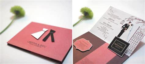 undangan pernikahan unik tidak membutuhkan pesan