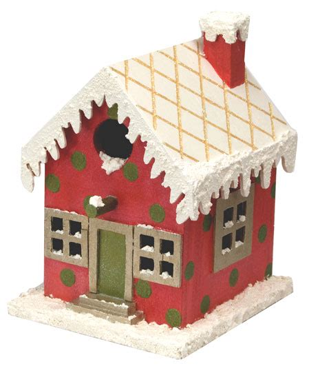 gingerbread house crafts favecraftscom