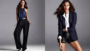 Glam Style by Joan Smalls Gets Glam In Style For H M