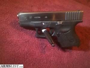 ARMSLIST - For Sale: glock 27 (smoked chrome )