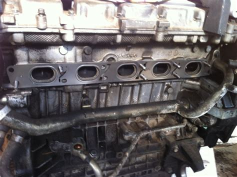 diy  volvo  exhaust manifold replacement volvo