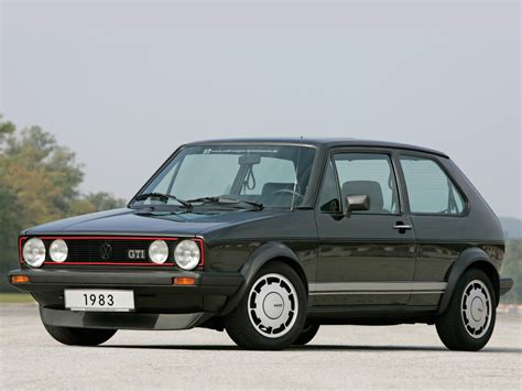 Volkswagen Golf Mk1 buyers guide - Drive