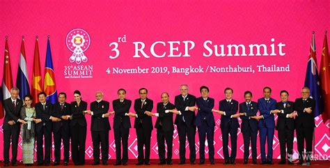 rcep deal hits snag  expected   concluded  year