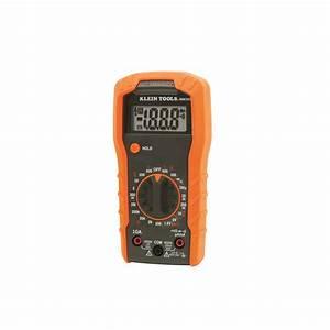 Digital Multimeter  Manual-ranging  600v