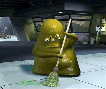 Disney Cleaning Monster Monsters Inc Pixar Slime