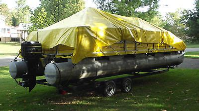 Used Pontoon Boat Trailers For Sale In Ohio by 1974 Harris Flote Boat For Sale In Alliance Ohio