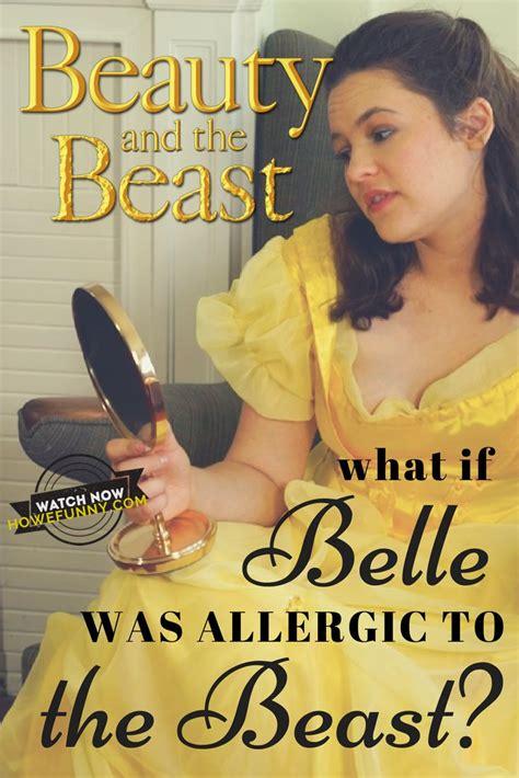 Beauty The Beast Parody