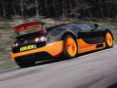 Bugatti Veyron 16.4 Super Sports Car 2011 Exotic Car