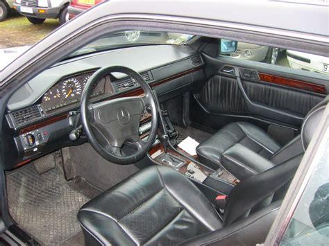 interieur cuir mercedes w124 coupe c124 e320 prestige bva