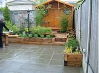 excellent patio garden design ideas small gardens small-garden-patio and raised beds – Peter Donegan Landscaping Ltd Dublin