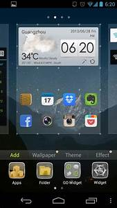 Download GO Launcher EX 4.01 Apk For Android