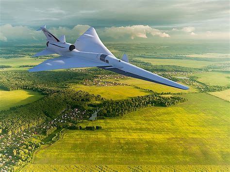 NASA Renames Supersonic Test X-Plane as X-59 QueSST ...