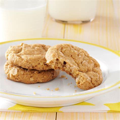 spiced oatmeal cookies recipe taste  home