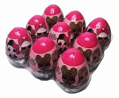 Surprise Eggs Lol