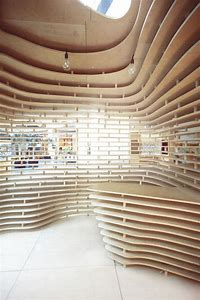 Parametric Architecture Interior