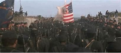 Film War Civil 1989 Glory Morgan Animated