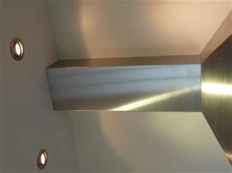conduit hotte cuisine homeinox conduit de hotte jusqu 39 à 1 mètre