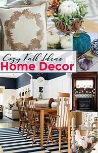 Cozy, Fall, Home, Decor, Ideas