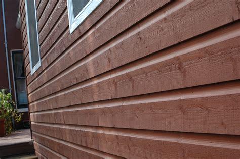 wood siding whats     finish
