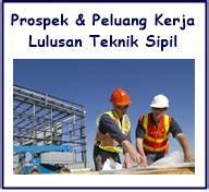 Prospek Dan Peluang Kerja Lulusan Teknik Sipil