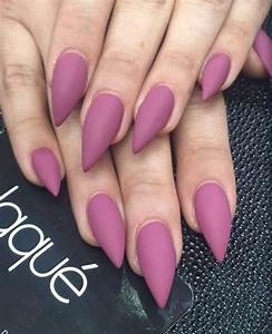 50 Matte Nail Polish Ideas | Pink nail polish, Pink nails ...