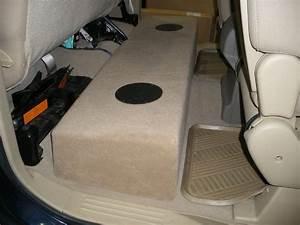 Nissan Titan Sub Box Nissan Titan Subwoofer Box Nissan