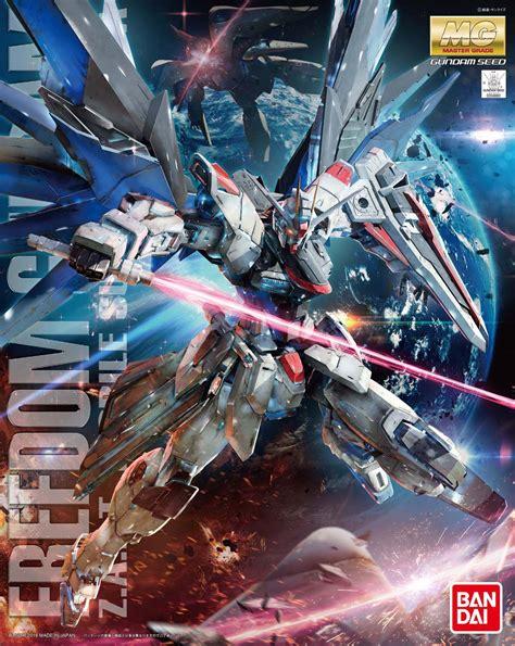 Gundam Guy Mg 1100 Freedom Gundam 20  New Images